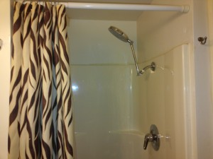 Crew's Quarters Shower