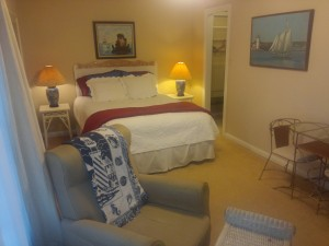 Captains Quarters Bed